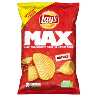 Lay's - Chips Max Craquante - 145G x 20