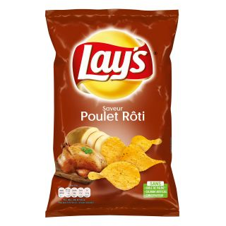 Lay's - Chips Poulet - 145G x 20