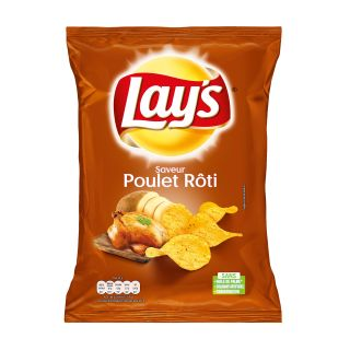 Lay's - Chips Poulet - 45G x 20
