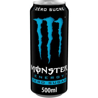 MONSTER - Absolutely Zero - CAN 50CL X 12